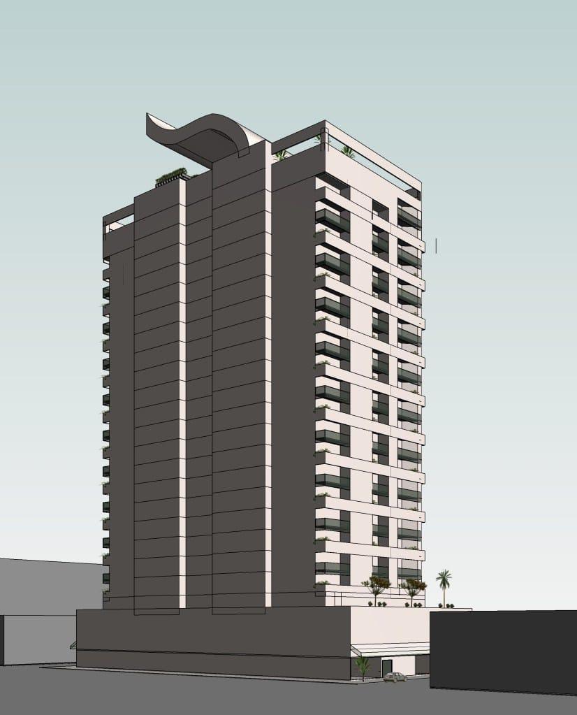 Maroochydore Apartment Concept Unit 7