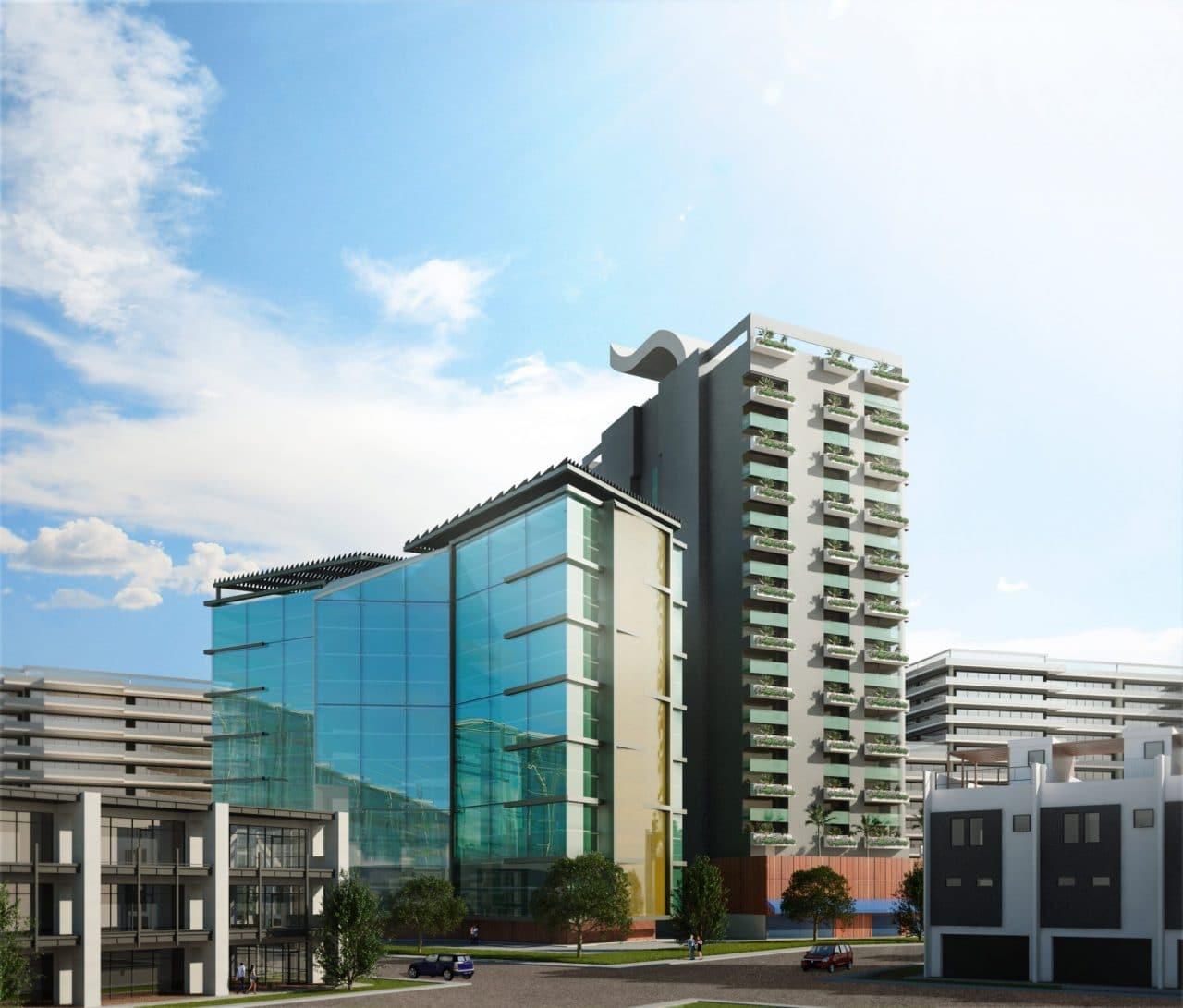 Maroochydore Apartment Concept Unit 5